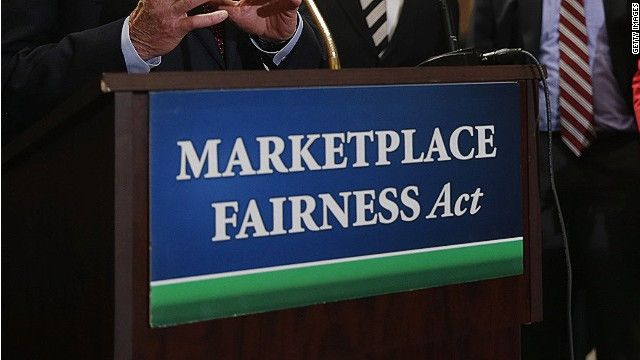 Marketplace Fairness Act is Anything But